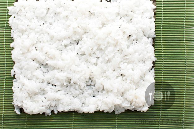 przygotowanie ryzu