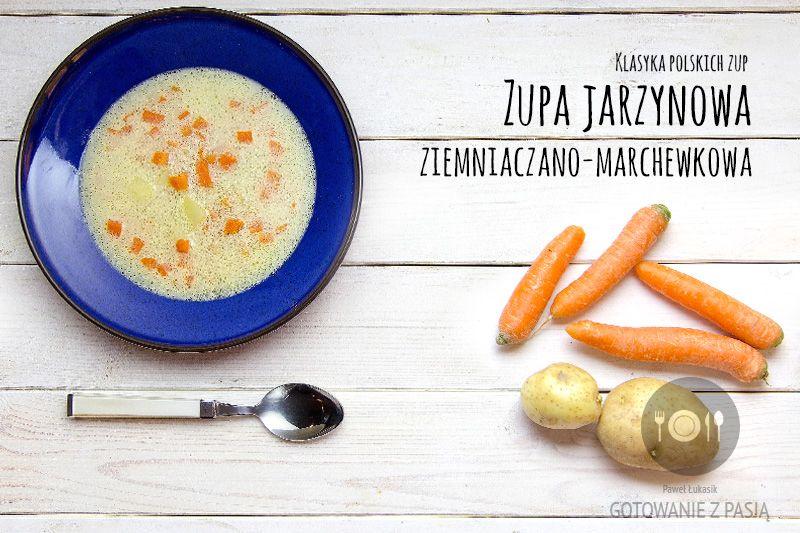 zupa jarzynowa marchewka
