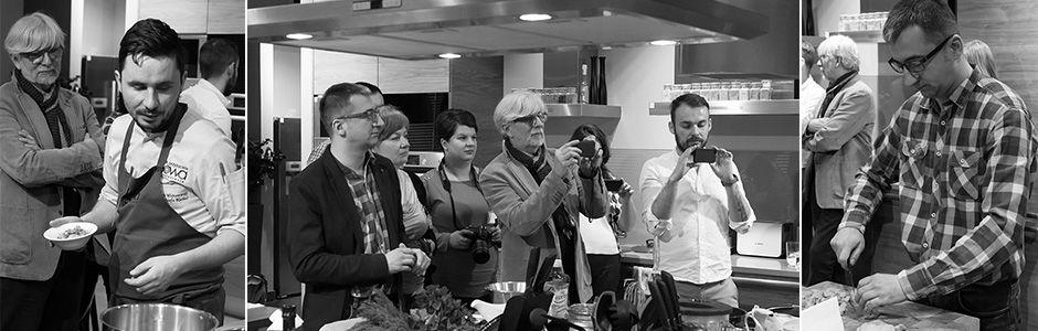 Warsztaty fotografii kulinarnej w Akademii Nikona