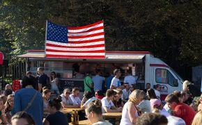 Festiwal Food Trucków oraz 2. Mistrzostwa Burgerowe part. 1