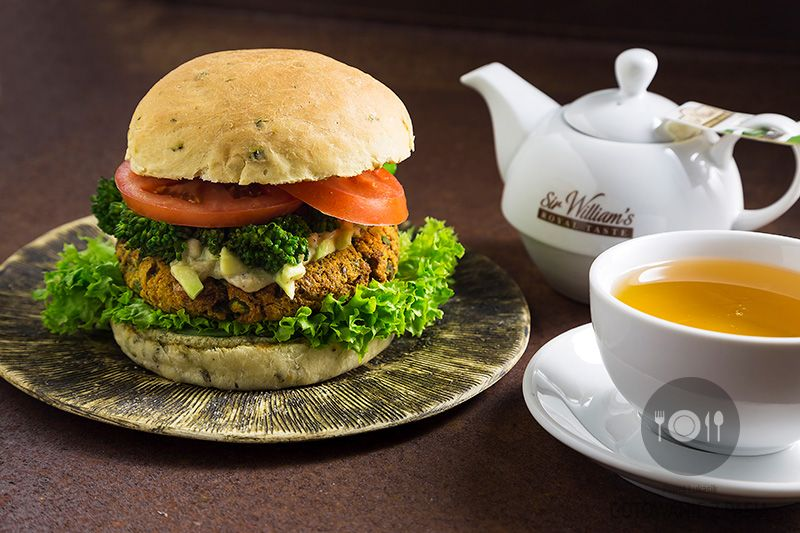 GreenTea Burger