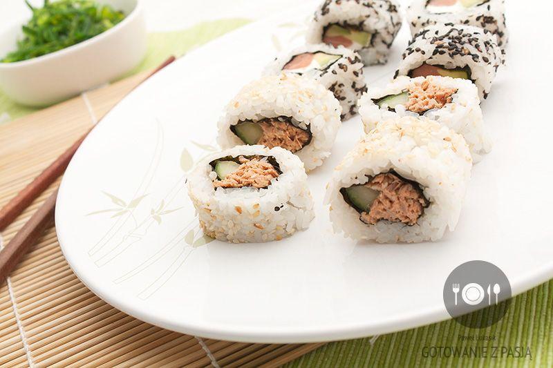 Uromaki Spicy Tuna