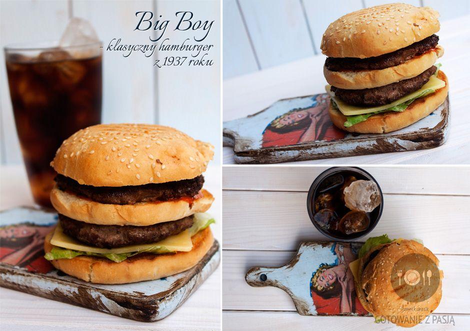 Big Boy - klasyczny hamburger z 1937 roku