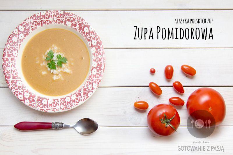 zupy pomidorowa