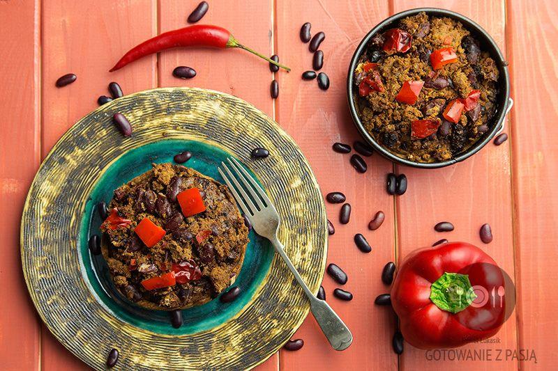 Tarta a'la chili con carne