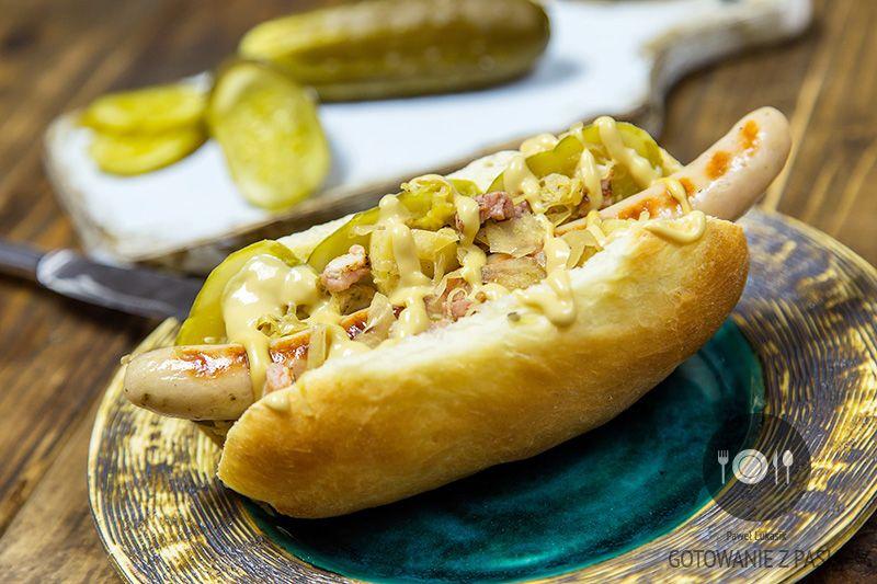 Hot dog German style