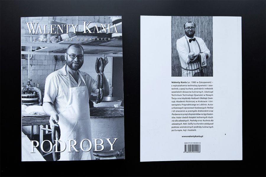Wyjątkowa książka dla odważnych czyli Kuchnia dla odważnych – Podroby