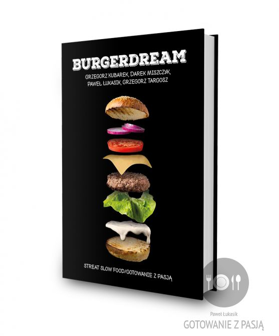 burgerdream cover book