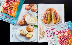 Gotowanie z Pasją w magazynie Moje Gotowanie 03/2016